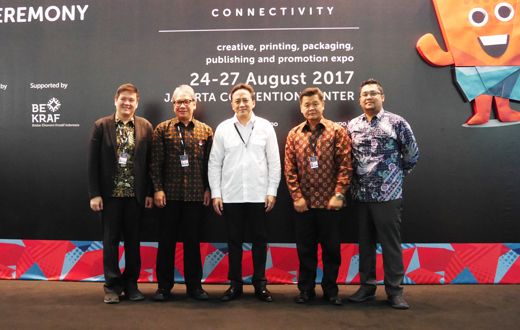 INTERNATIONAL INDONESIA BOOK FAIR 2017
