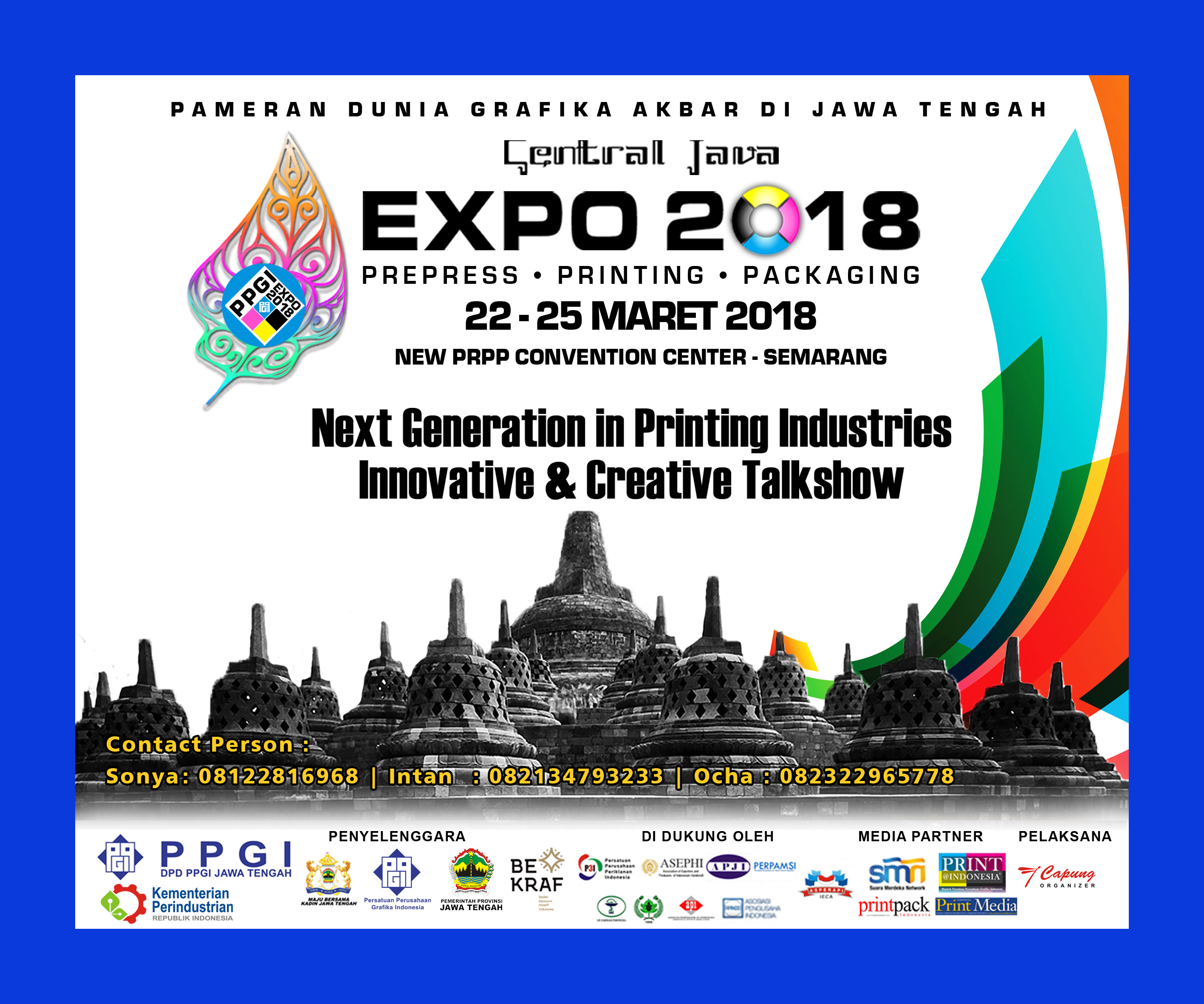 CENTRAL JAVA EXPO 2018