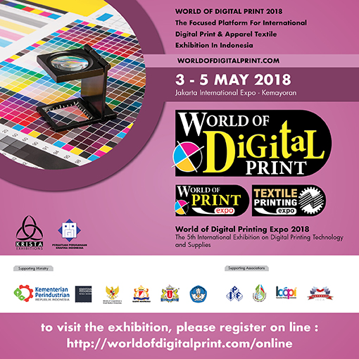 WORLD of DIGITAL PRINT 2018