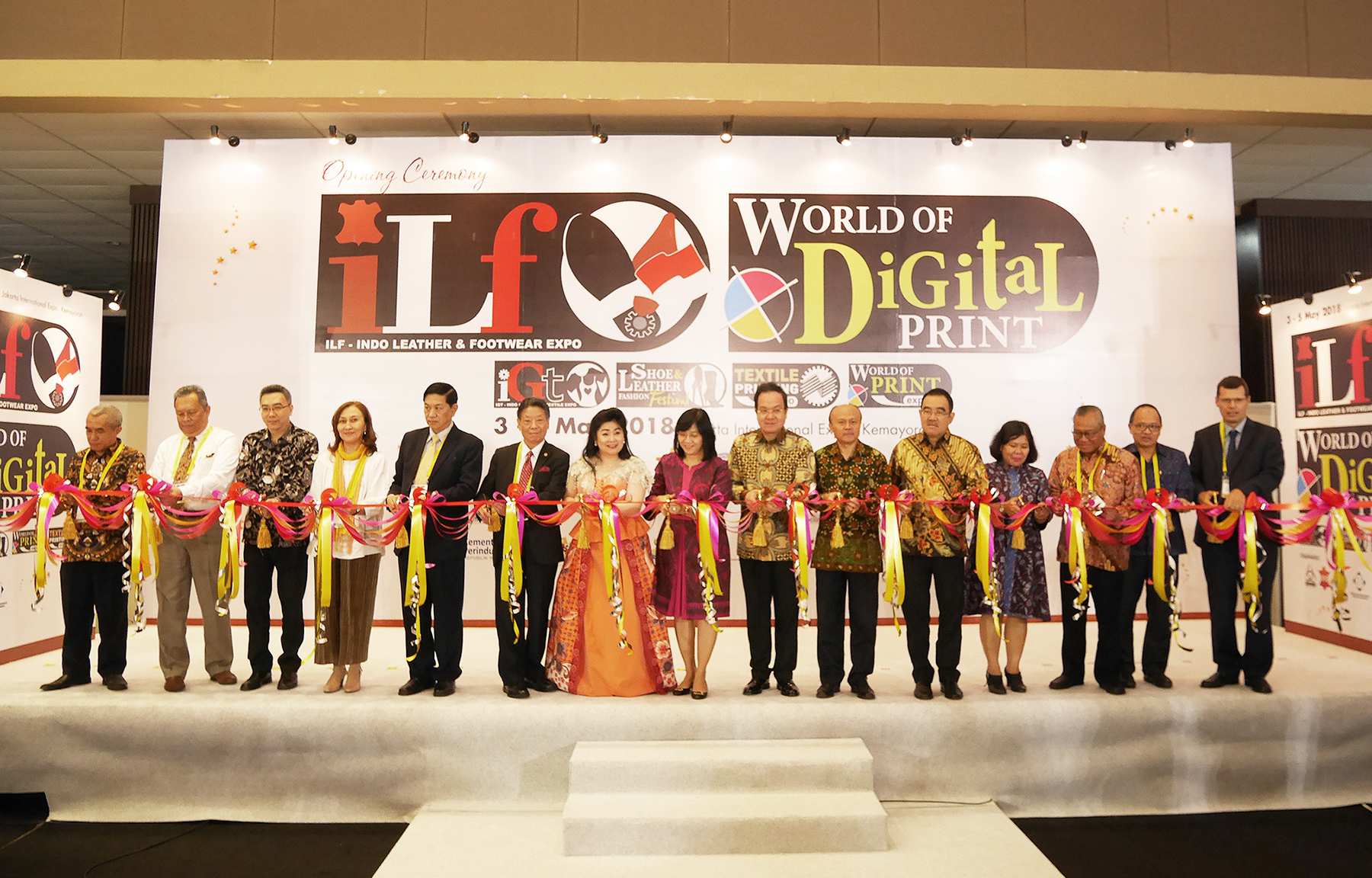World of Digital Print Expo 2018