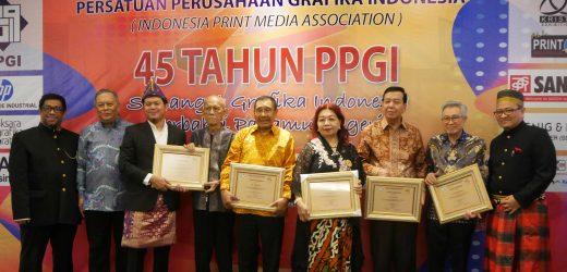 45 TAHUN PPGI (1974-2019)